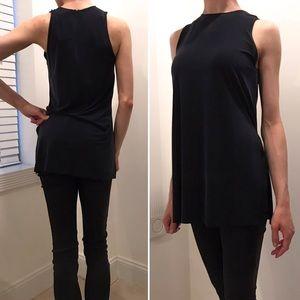 NWT Aritzia Babaton Tunic Sleeveless Silky Top XS
